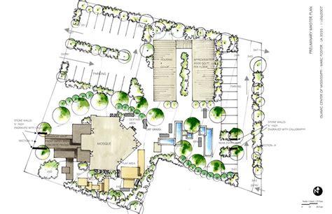 design masjid pdf design islamic center sketchbook journal