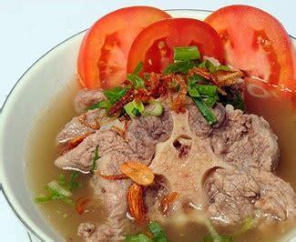 Buntut Sapi Potong resep membuat sop buntut sapi enak spesial istimewa