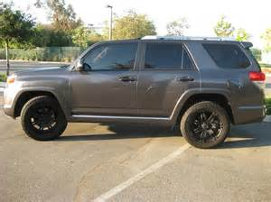 Toyota 4runner Blacked Out Blacking Out The Runner S Chrome Page 5 Toyota 4runner