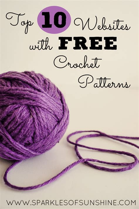 knitting pattern sites crochet websites free patterns crochet and knit