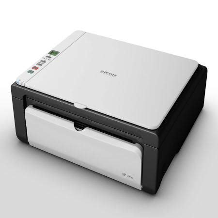 Printer Laser Ricoh Sp 100 ricoh aficio sp 100su laser multifunctional printer price specification features ricoh