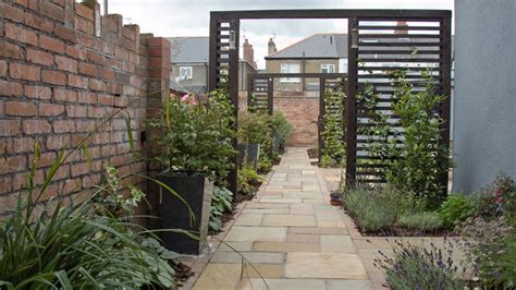 courtyard design small courtyard garden design in cardiff rogerstone