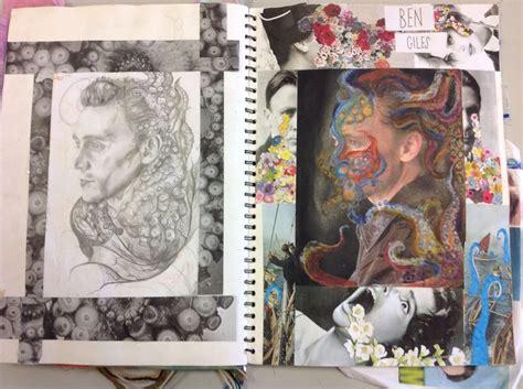 final layout artist art journal ideas ib ms atkinson blog