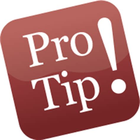 Tips From The Pros by Pro Tips Coming Soon Neal Bookseller