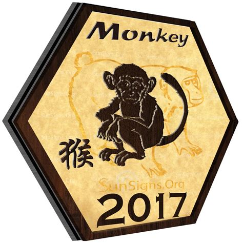 2017 horoscope predictions monkey horoscope 2017 predictions sun signs