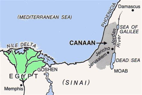 canaan location bing images