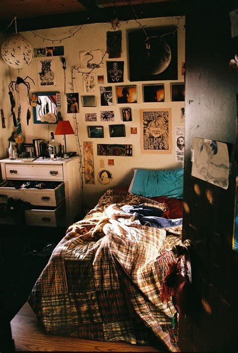 hipster bedrooms tumblr grunge room on tumblr