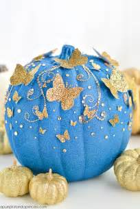 Mickey Mouse Christmas Crafts - disney inspired pumpkins to celebrate your favorite film