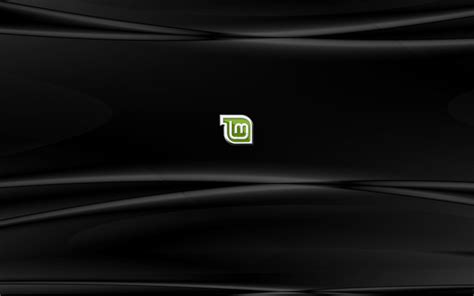 wallpaper black linux linux mint wallpapers wallpaper cave