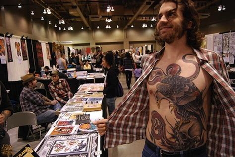 austin tattoo convention grey and black sleeves biblical sleeve