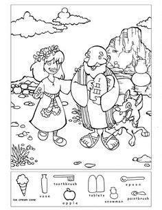 hidden a childs story 1596438738 woman at the well readiness activity teaching lds seminary new testament hidden