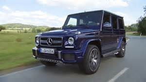 2016 mercedes amg g63 edition 463 driving