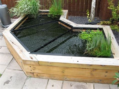 Decorative Pond Covers by Elite Pond Covers Metal Fabrication Company In Saunderton Princes Risborough Uk