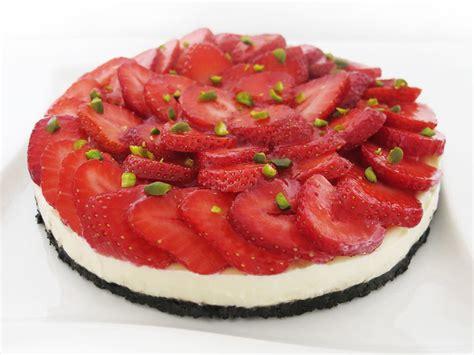 Cheesecake Rezept Erdbeer by Oreo Erdbeer Cheesecake Rexho54 Chefkoch De