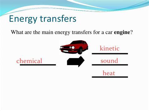 energy transfers 1