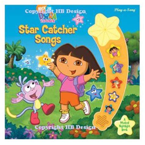 catcher song nick jr the explorer catcher songs nightlight lullaby sound book