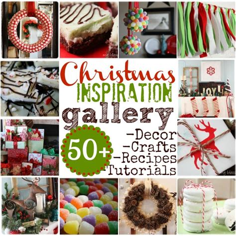 christmas inspiration gallery decor crafts recipes