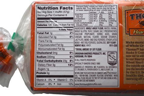 whole grain label nature s own whole wheat bread nutrition label besto