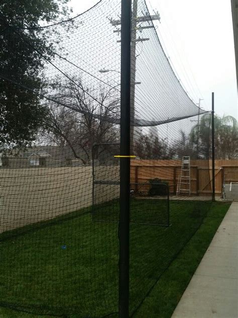 backyard batting cage plans plans for backyard batting cage yedwa for gogo papa