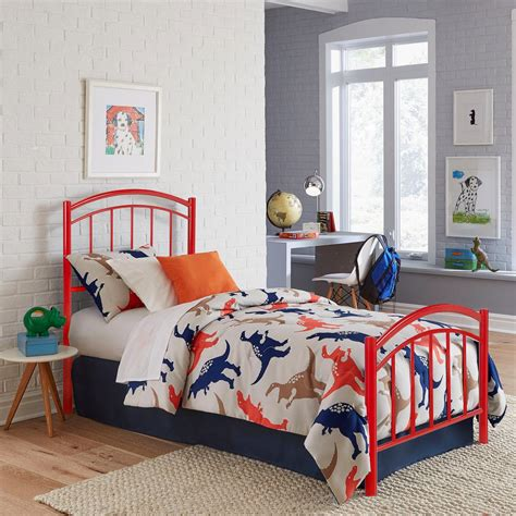 red twin headboard fashion bed group rylan tomato red twin headboard and