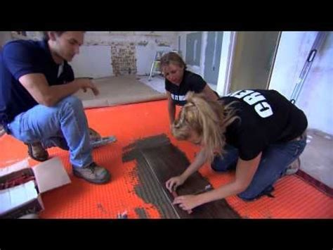 HOLMES MAKES IT RIGHT   Tile leveling system   YouTube