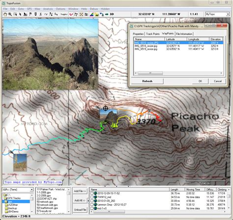 map programs topofusion gps mapping software for windows