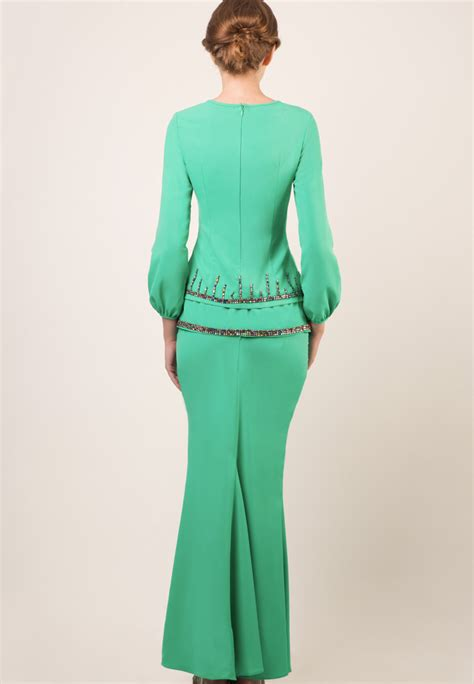 irazam collections baju kurung moden
