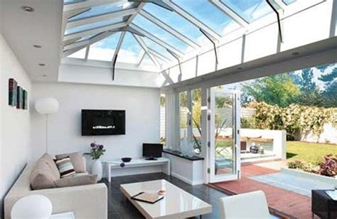 Whole Wall Sliding Glass Doors by Designing Ideas For Your Conservatory