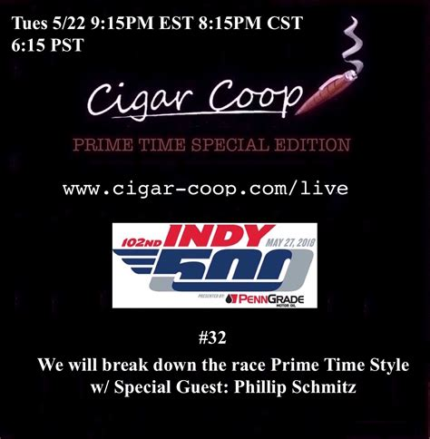 32 stories special edition announcement prime time special edition 32 the 2018 indianapolis 500 preview show with