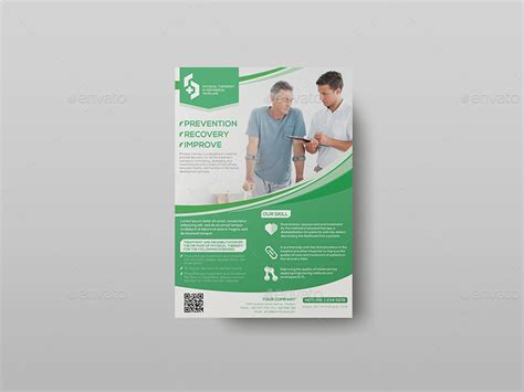 therapy flyer template 15 flyer design free editable psd ai vector