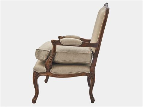 louis xv armchair louis xv style bergere armchair french accent
