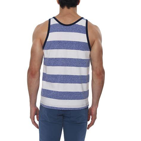 Tank Top Stripe striped tank top blue white stripe xs parke ronen touch of modern