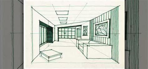 draw a room how to draw a complex room 171 drawing illustration