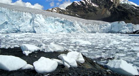 climate change s surprising effect shrinking peru cashes in on shrinking glacier