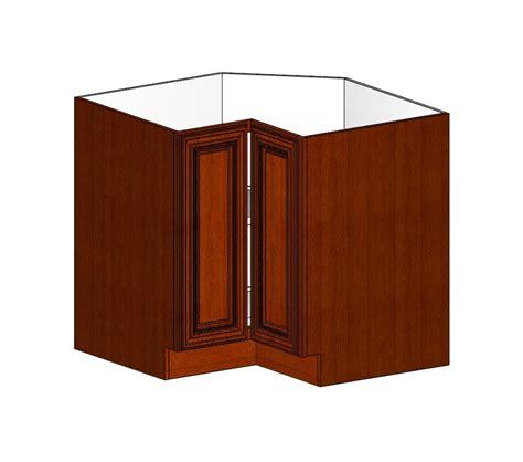 Rotating Corner Cabinet by Corner Rotating Kitchen Cabinet Revitcity Object 36 Lazy