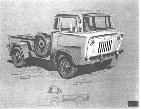 94 Best Willys Jeep Forward Controls Images On