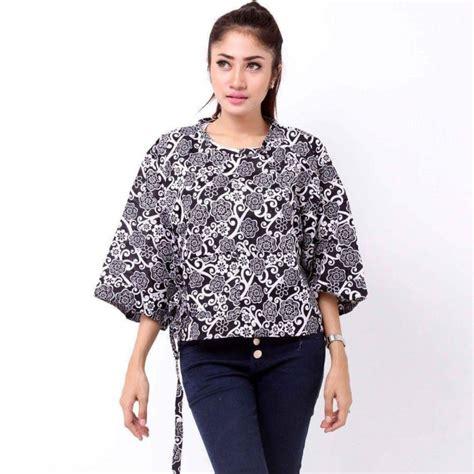 Baju Rang Rang Untuk Orang Gemuk 18 model baju batik untuk orang gemuk agar terlihat langsing elegantria