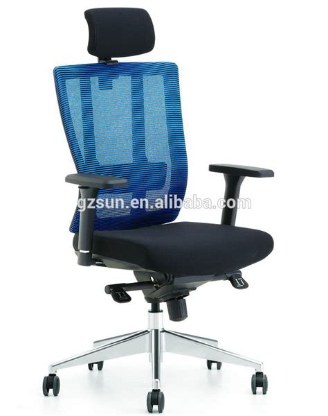material executive chair furniture mesh material high back executive chair