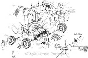 power wheels 74790 9993 parts list and diagram ereplacementparts