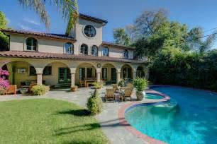 da house en vente la sublime villa de jason priestley 224 toluca lake