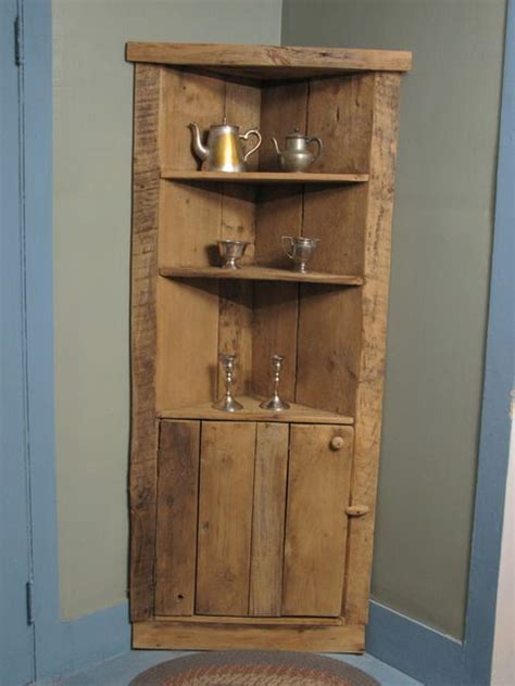 corner furniture ideas 1000 ideas about barn wood cabinets on pinterest rustic