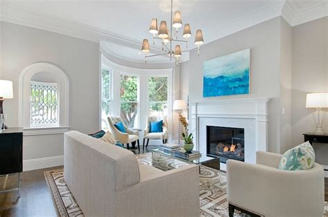 Light Blue Paint Colors For Living Room by Greige Paint Colors Living Room Benjamin Abalone Cardea Building Co