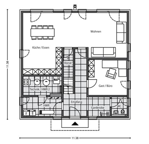 haus 9x11 architektenhaus stadtvilla beipielplanung 1 jetzthaus