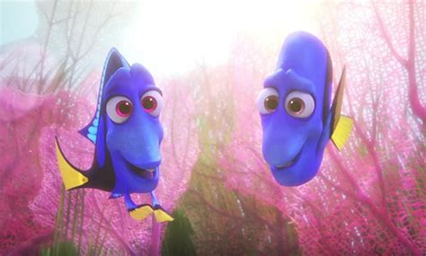 An Unforgettable Family Finding Dory unforgettable a finding dory review the daily geekette
