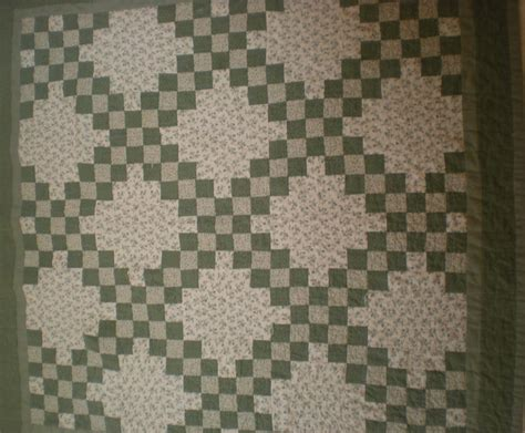 Chain Quilt Pattern by Why Not Sew Chains