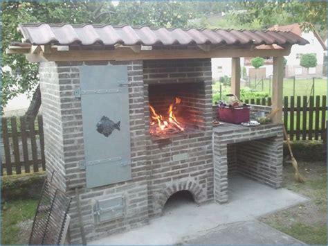 design grill gemauert im anschluss den grill ordentlich