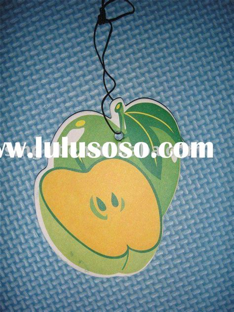 Custom Tree Air Freshener Car Paper Air Freshener For Sale Price China