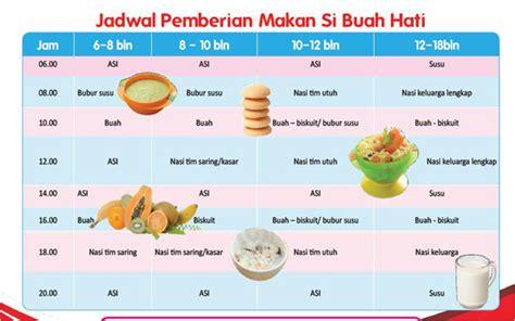 Buku Murah Menu Sehat Tumbuh Kembang Sehat Balita Koki Karno Is menu makanan bayi 6 bulan kolom kesehatan