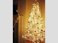 Beautiful Collection Of Gorgeous White Christmas Trees ... Xmas Ornaments To Make