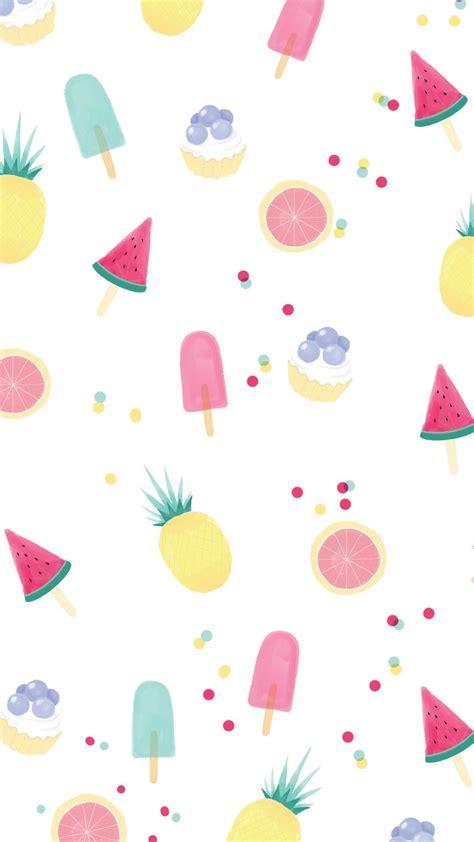 cute kawaii food wallpaper  images